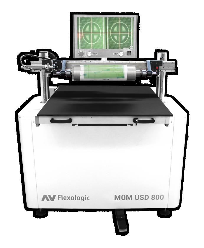 Montagemaschinen für den Schmalbahndruck