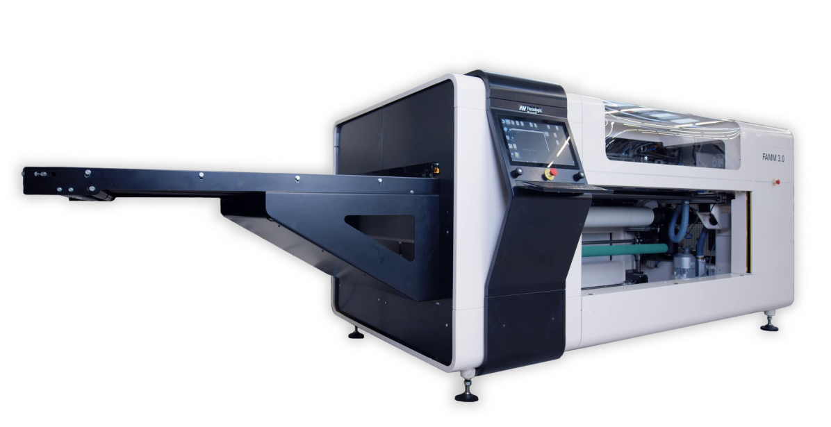 Montagemaschinen ab 1300mm Druckbreite